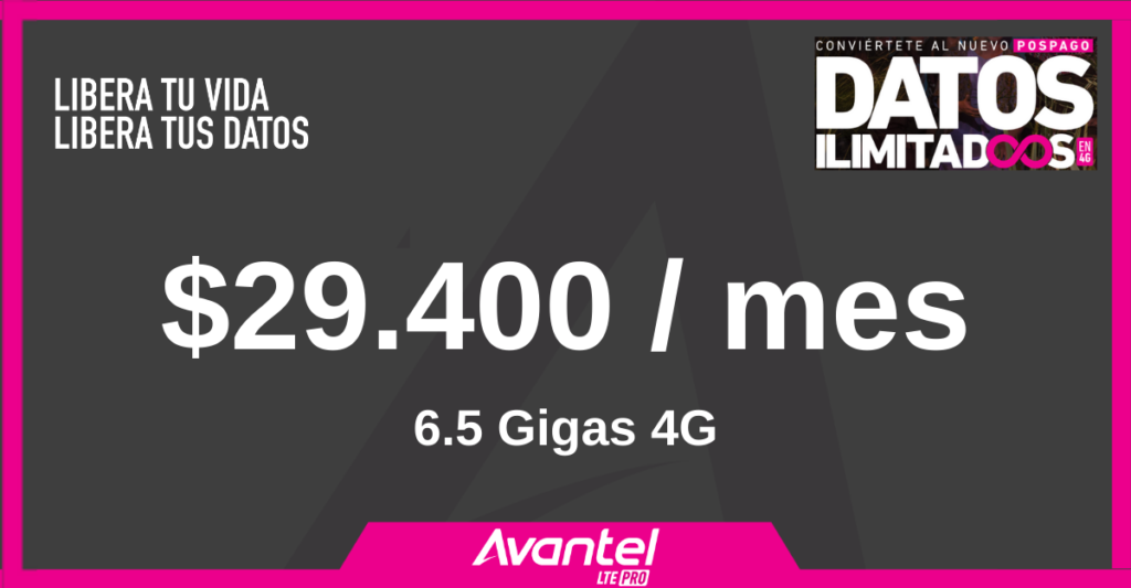 Internet Movil Avantel
